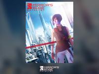 Mirror's Edge Catalyst Advertisement Poster