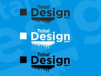 Total Design Logo Branding