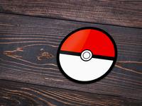 Pokemon Sticker Collection: #1 Pokeball