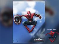 Spider-Man Manipulation Movie Poster