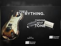 Seymour Duncan Pickups Advertisement