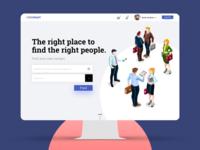 RoleSmart Landing Page