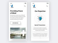 ToaRe Swiss branch website
