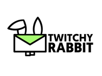 Twitchy Rabbit #ThirtyLogos
