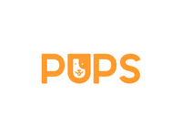 Pups #ThirtyLogos