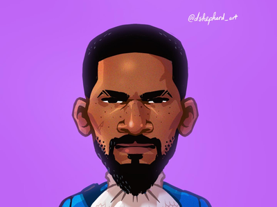 Django caricature film lover tarantino django
