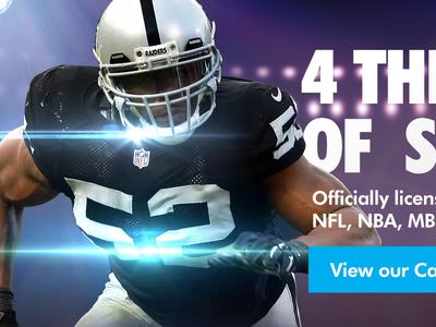 Steele Sports Marketing Homepage