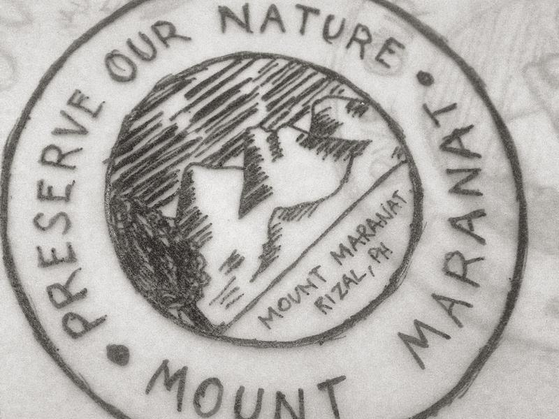 Hat Badge for Maranat Outdoors
