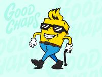 FREEBIES! Mascot Design for Good Chaps