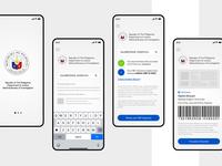 10/100 Days of UI - A Govt App Concept