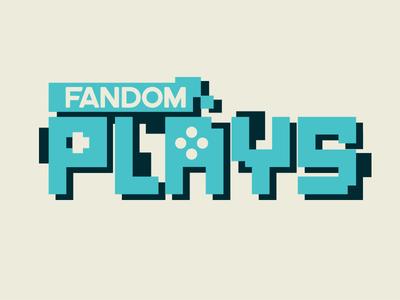 Fandom Plays ID Concept exploration show pop identity fandom culture branding brand
