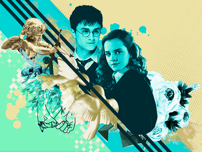 Shipping Concept marvel potter harry sweet relationships romantic romance culture pop love shipping fandom