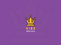 King - Chess Piece