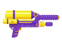 Summer is Coming: WaterGun