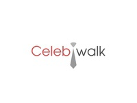 Celeb walk fashion logo