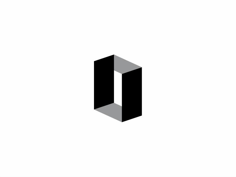 URUZ design geometric typography chicago minimal logotype simplicity monogram icon identity mark branding logo
