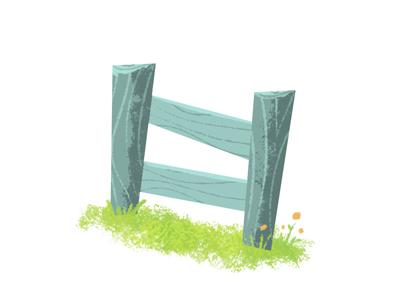 Tiny fence