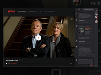 Netflix Hack Day 2014 - Watch With Friends - Playback