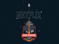 Netflix Project Launch Swag - Full View