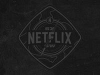 Netflix SXSW Badge