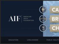 American India Foundation Ad