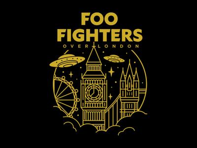 Foo Fighters - Foos Over London