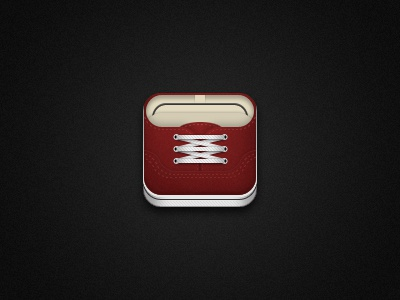 Shoe Icon icon ios shoe laces mad iphone vans