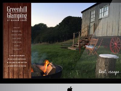 TomOB Designs Greenhill homepage