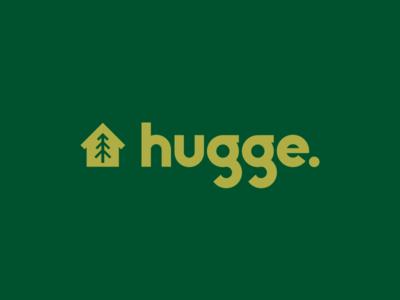 Hugge restaraunt hotel scandinavia hygge branding design lettering logo