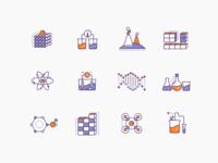 Chemistry Icons #1