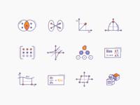 Maths Icons #1
