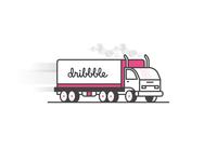 Truck animation