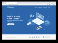 Ethereum ICO Website