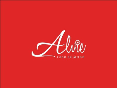 Alvie Casa De Moda exqusite branding logo fashion