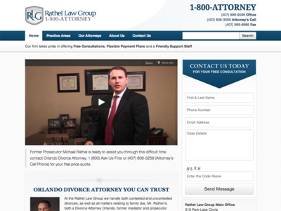 Rathel Law Group law firm lawyer attorney