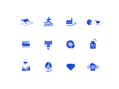 Icons for stories. Set 3.