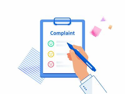 Complaint Illustration