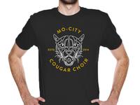 Cougar Choir Shirt