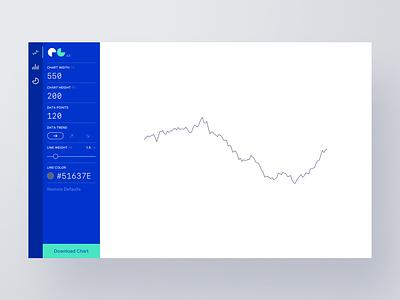 ChartGen - SVG Chart Generater chart data app charting tools ui