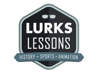 Lurks Lessons - Main Logo