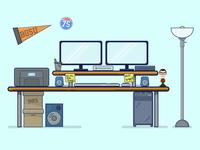 Alumni Workspace