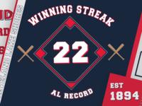 22-Game Win Streak