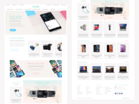 Tata Croma Homepage Redesign Concept