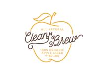 Clean n' Brew Branding