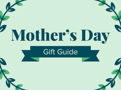 Mothers Day Gift Guide Email Banner