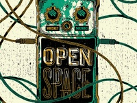 Open Space Band Poster