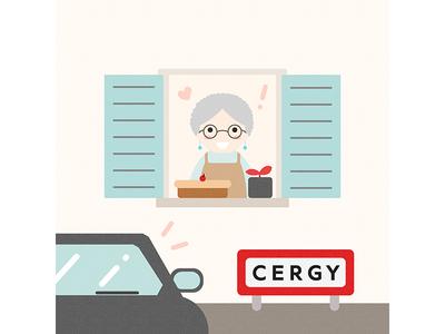 Granny Cergy