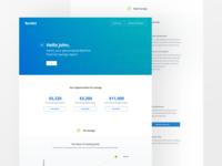 Financial Savings Report