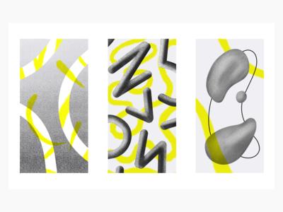 Procreate Exploration texture pattern illustration art illustration procreate