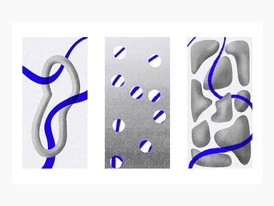 Procreate Exploration abstract exploration texture procreate app procreate